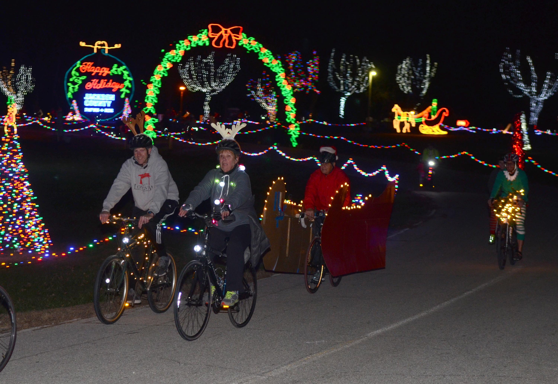 Trip the Light Bike Ride